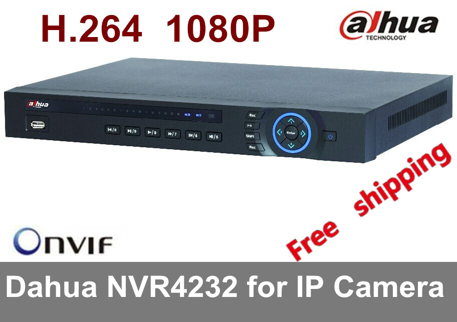 Buy 2017 NEW Dahua NVR 32CH Network Video Recorder DH